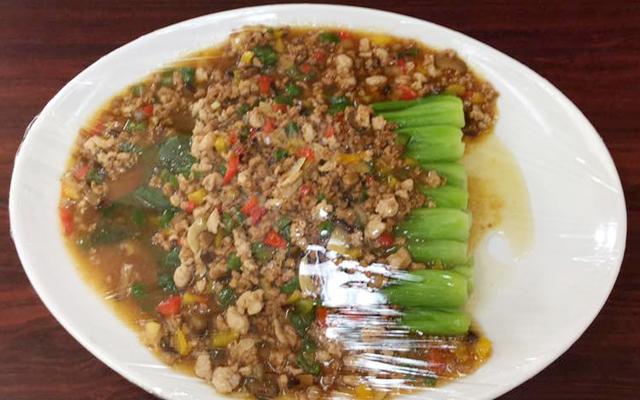 大豆ミート料理