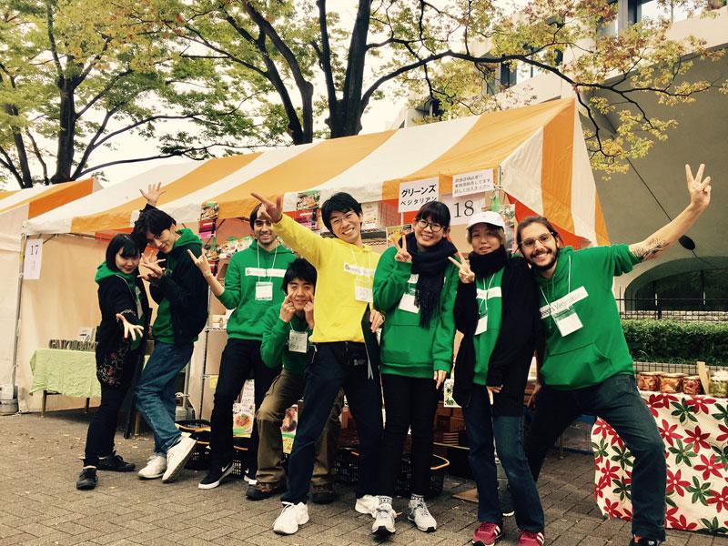 【イベント】東京ベジフェスでグリーンズのスタッフが完全にズレていた件