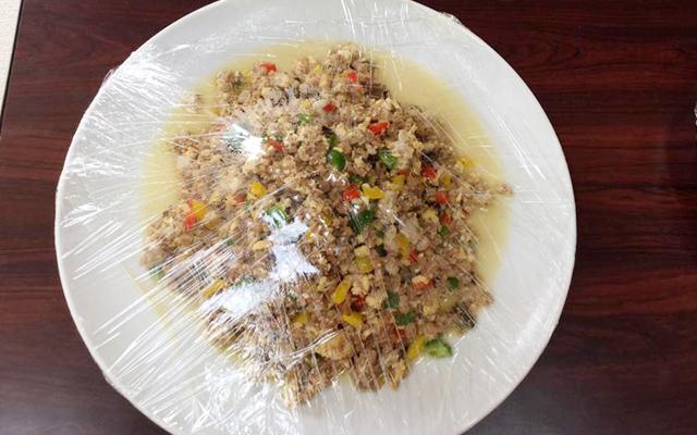 大豆ミート料理2