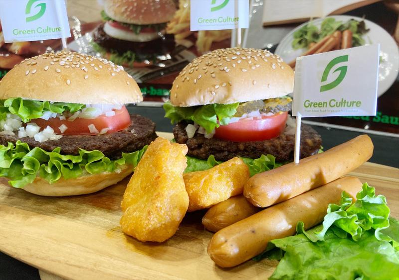 グリーンカルチャー植物肉