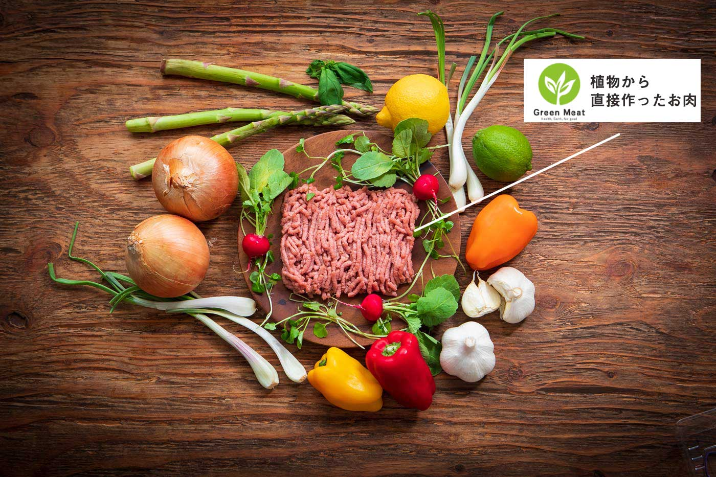食品とTechnologyを組み合わせた具体的解決策
